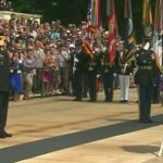 Trump Leads Nation's Remembrance During Memorial Day Ceremonies