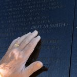 Airmen Represented in Veterans Day Display Honoring Those Killed in Action
