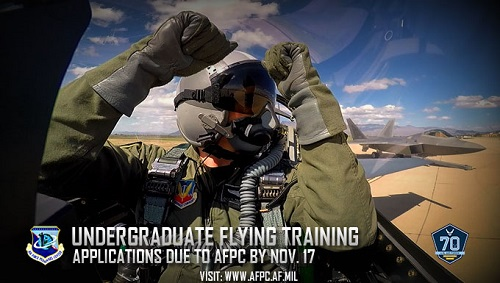 Undergraduate Flying Training