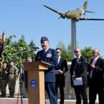 815th Airlift Squadron Drops Paratroopers to Commemorate D-Day 73