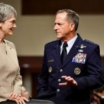 Air Force Leaders Discuss the Future of Air and Space Power