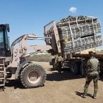 US, Iraqi Air Forces Recover, Return Aerial Port Assets Pallets to DOD System