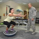 Physical Therapists Keep Service Members Fit to Fight