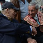 New Monument Honors Native American Sacrifice on D-Day