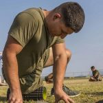 Healthy Minds Make Healthy Marines During Fitness Road Show