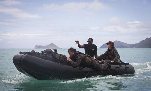 Raider Reconnaissance Operator's Course
