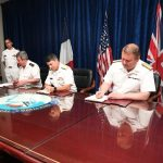 UK, France, US Sign Trilateral Submarine Agreement