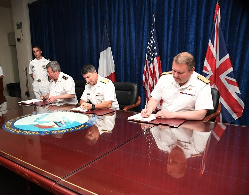 Trilateral Submarine Agreement