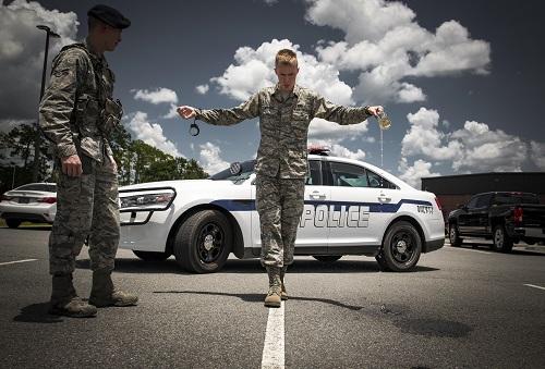 Air Force DUI