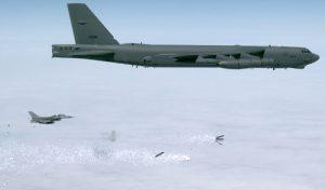 Leaflet Bomb Drops