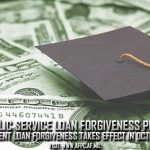 Student Loan Forgiveness Takes Effect in October