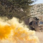 Complex Drill in Africa Challenges, Preps Young Army Truck Drivers for Combat