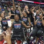 Go Army, Beat Navy! Army Team Wins Gold in Warrior Games Wheelchair Basketball