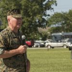 Passing the Torch: II Marine Expeditionary Force Bids Farewell to Commander