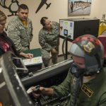 Hypoxia Demonstration: New Equipment Gives Airmen Time to Breathe