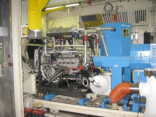 High-Efficiency Diesel Engine