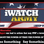 See Something, Say Something: The Army iWatch Program