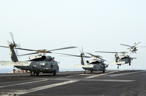 Navy Helicopter Squadron