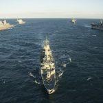 NAVSUP FLC Norfolk Sailors Provide Logistics Expertise for Exercise Talisman Sabre 2017
