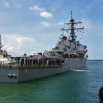 USS John S. McCain Update Regarding Remains Found by Royal Malaysian Navy, Search Effort, Injured Sailors