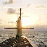 Submarine Squadron 20 Changes Command