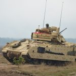 Dagger Brigade Executes First Demonstration in Poland