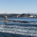 USS Jacksonville Arrives in Bremerton for Decommissioning
