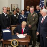 Trump Signs Fiscal Year 2018 Defense Authorization