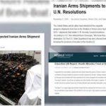 DoD Shows Iranian Weapons as Proof of Tehran's Duplicitous Ambitions