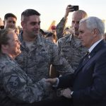 Pence Highlights Service Members' Excellence, Expertise, Dedication