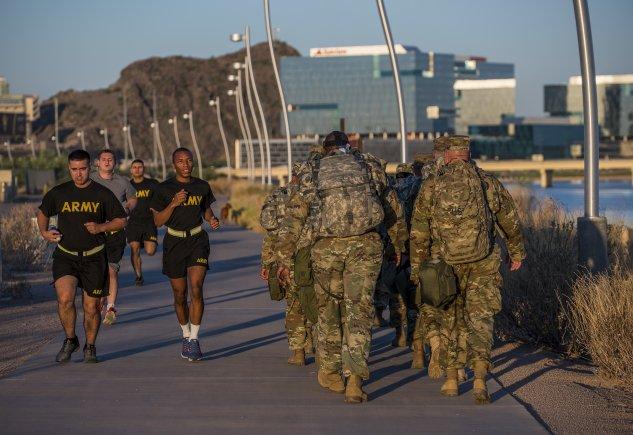 Strava fitness app 'reveals United States military bases'