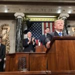 Trump Calls For Ending Budget Sequester, Bolstering Defense in State of the Union