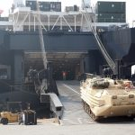 Military Sealift Command's USNS Pililaau Delivers Cobra Gold 18 Essentials