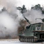 U.S., NATO Test Artillery System at Grafenwoehr Training Area