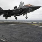 Historic First: F-35B Lands on USS Wasp
