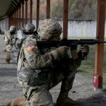 Soldiers Compete in Best Warrior Competition