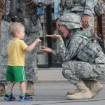 Life on a Budget for a Military Family