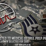 Air Force Releases 2018 Enlisted to Medical Degree Prep Selections