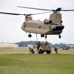 """Air Assault Unit Fights With New """"lite"""" Networked Vehicles"""