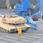 Armor Arrives in Europe For Atlantic Resolve Rotation
