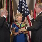 Mattis Swears In DoD's First Chief Management Officer