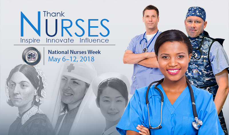 International Nurses Day being celebrated today