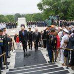 'America's Greatest Heroes': Trump, Defense Leaders Honor The Fallen
