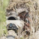 Get In And Get Out, Unseen. The Mission Of An Army Guard Sniper