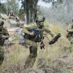 On 100-year Anniversary, Australian And U.S. Forces Join Up For Exercise Hamel