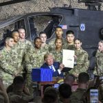 President Signs Fiscal 2019 Defense Authorization Act at Fort Drum Ceremony