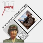 Celebrating 100 Years of Women Serving in The Marine Corps
