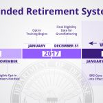 Blended Retirement System Opt In Ends December 31st