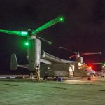 VMM-268 Ospreys Conduct Trans-Pacific Flight