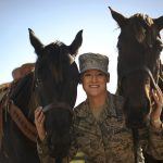 Air Force Using Equine Therapy to Gain Trust